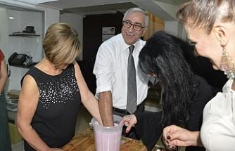 """""""My art Sanat ve Yaşam Merkezi""""nin açılışı, Cumhurbaşkanı Akıncı tarafından yapıldı"""
