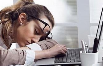"""""""Yetersiz uyku Alzheimer riskini arttırıyor"""""""