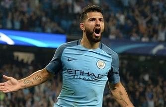 Avrupa'nın en golcüsü Manchester City
