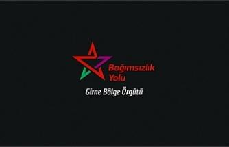 Bağımsızlık Yolu, su baskınlarından Girne Belediyesi'ni sorumlu tuttu