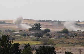 Barış Pınarı Harekatı'nda etkisiz hale getirilen terörist sayısı 550 oldu