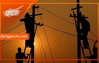 Bir çok bölgede elektrik kesintisi var