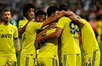 Denizli'de kazanan Fenerbahçe