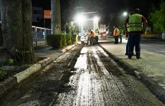 Dr. Burhan Nalbantoğlu Caddesi'nde  asfaltlama çalışması olacak