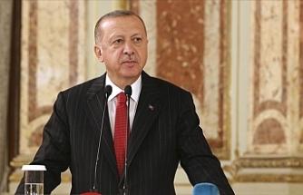 Erdoğan'dan Trump'a yanıt