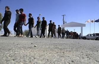 Güney Kıbrıs'taki kaçak işçi sayısı 40 bin; siyasi sığınmacı sayısı ise 30 bin