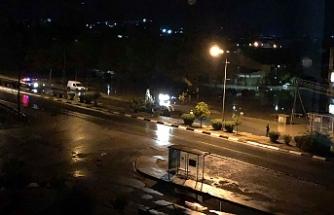 Kapanan yollar trafiğe açıldı