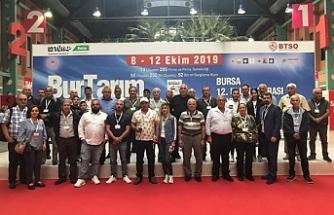 Kıbrıs Türk Çiftçiler Birliği, 12'nci Uluslararası Hayvancılık ve Ekipmanları Fuarı'na katıldı
