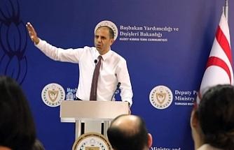 """Özersay: """"Cumhurbaşkanlığı seçimi, siyasi partilerin seçimi değil, halkın seçimi olmalı"""""""