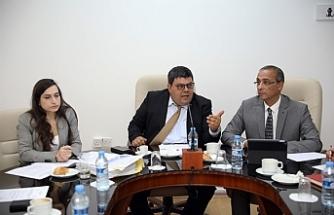 Sel felaketi ile ilgili komite toplandı