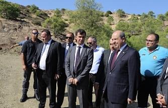 Tatar, CMC'nin yarattığı kirliliği inceledi