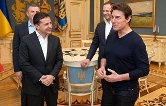 Tom Cruise, yeni filmini Ukrayna'da çekmeyi planlıyor