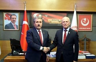 """Töre: """"Biz anavatan ile beraberiz ve Türk milletinin ayrılmaz bir parçasıyız"""""""