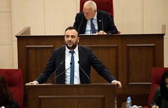 """""""UBP'nin Cumhurbaşkanını kınaması ve 'Bizi temsil etmiyor' açıklaması üzerine desteğimizi çektik"""""""