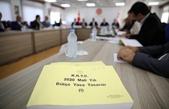 Bayındırlık ve Ulaştırma Bakanlığı bütçesi görüşülüyor