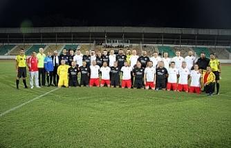 Cumhuriyet Kupası'nda ilk maçlar oynandı