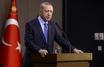 """Erdoğan'dan AB'ye: """"Türkiye'ye karşı tavrınızı gözden geçirin"""""""