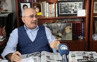 Gazeteciler, KKTC'nin kuruluş sürecini anlattı