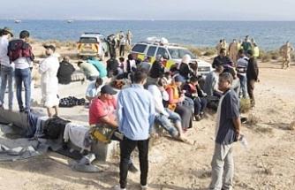 Güneyde yeni mülteci akını