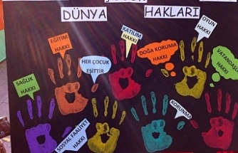 KKTC SOS Çocukköyü Derneği'nden Çocuk Hakları Günü açıklaması