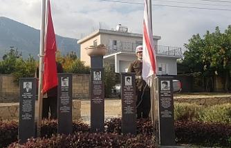 Ozanköy Şehitleri törenle anıldı