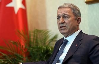 """Akar: """"Kıbrıs bizim milli meselemizdir, kimse taviz beklemesin"""""""