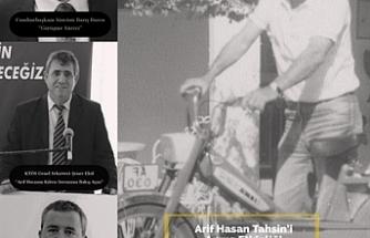Arif Hasan Tahsin, ölümünün 7. Yıl dönümünde etkinliklerle anılıyor