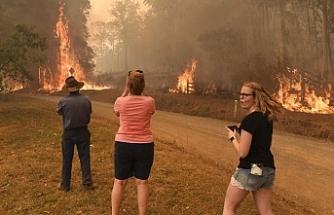 Avustralya'daki yangınlar söndürülemiyor