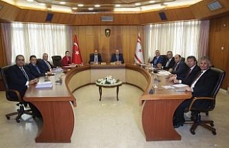 Bakanlar Kurulu toplantısı tamamlanamadı