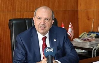 Başbakan Tatar, Libya ile yapılan anlşamayı yorumladı
