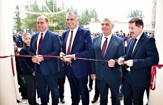 Değirmenlik'te yeni derslik binaları hizmete açıldı