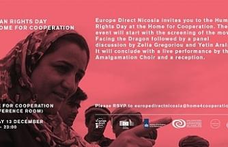 İnsan Hakları günü dolayısıyla film gösterimi yapılacak