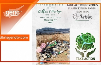 "Take Action Cyprus'tan ""Plastik Kirlilik Paneli"""