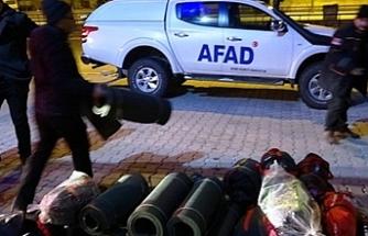 AFAD: Ölü sayısı 20'ye ulaştı