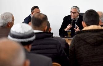 """Akıncı: """"Kıbrıs Türkü'nün haklarına sahip çıkma mücadelesi devam edecek"""""""
