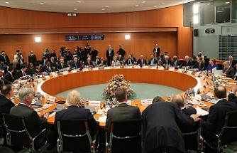 Berlin'de Libya Konferansı