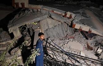 Depremde ölü sayısı 22'ye yükseldi