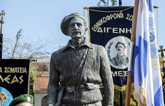 EOKA lideri Grivas'ı andılar