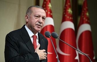 """Erdoğan: """"Kurumlarımız gerekli tüm tedbirleri almaktadır"""""""