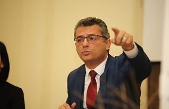 """Erhürman: """"Bizim vizyonumuz Kıbrıs Türk halkının vizyonudur"""""""
