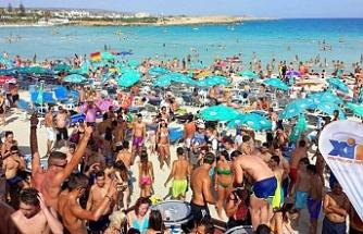 Güneye 2019 yılında rekor turist
