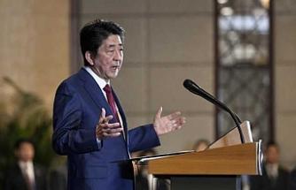 Japonya Başbakanı Abe'den korona virüsü talimatı