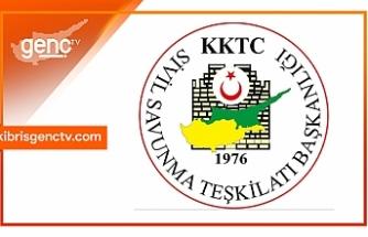 """KKTC Sivil Savunma: """"Her türlü yardım için hazırız"""""""