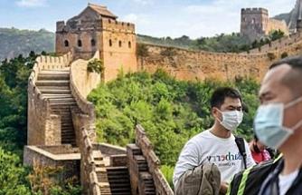 Koronavirüs salgını nedeniyle Çin Seddi'nin bazı bölümlerine ziyaret yasaklandı