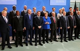 Libya Konferansı Sonuç Bildirgesi yayımlandı