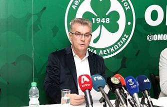 Omonya Futbol Kulübü Başkanından şike iddiları ile ilgili basın toplantısı