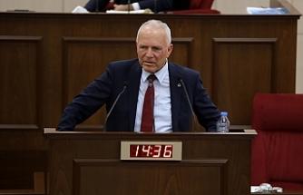 """Töre: """"Kıbrıs Türkü büyük bir özgürlük ve güvenlik içinde"""""""
