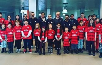Türkiye Satranç Federasyonu şampiyonasına KKTC'den katılım