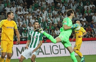 Türkiye Süper Lig'de ikinci yarı başlıyor