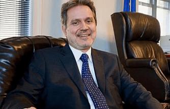 Yunanistan'ın Güney Kıbrıs Büyükelçisi oldu